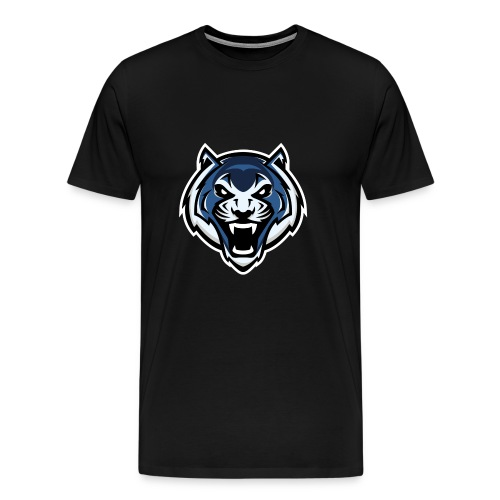 The Furious Blue - Men's Premium T-Shirt