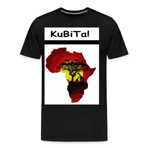 Kubita! - Men's Premium T-Shirt