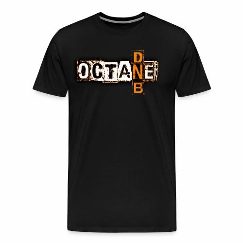 Octane DnB - Men's Premium T-Shirt