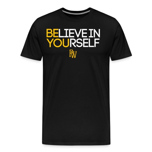 BE YOU - Men's Premium T-Shirt