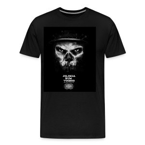 Jolokia Rum Voodoo Witch Doctor - Men's Premium T-Shirt
