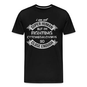 Cytomegalovirus Awareness - Men's Premium T-Shirt