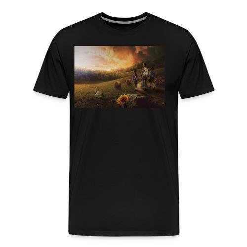 the journey - Men's Premium T-Shirt