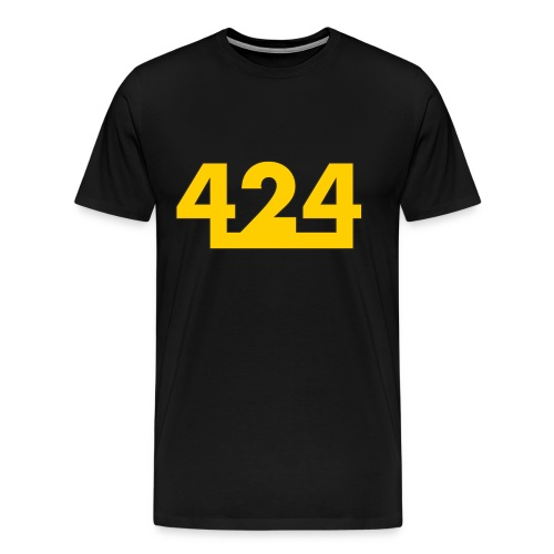 424 Recording 424 Logo - Men's Premium T-Shirt