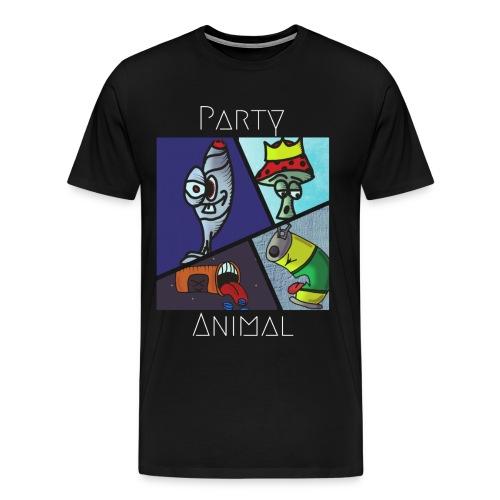 partyanimal - Men's Premium T-Shirt