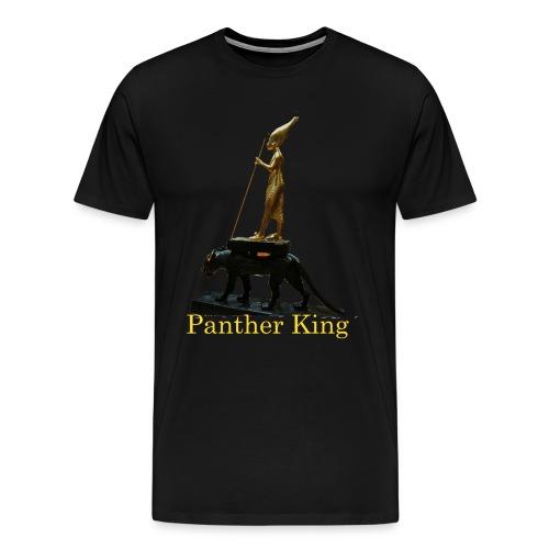 Panther King II - Men's Premium T-Shirt