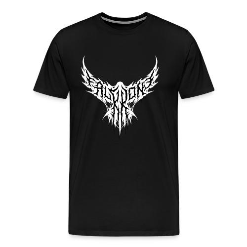 FalKKonE logo (TRVE) - Men's Premium T-Shirt
