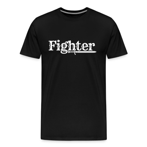 Fighter! - Men's Premium T-Shirt