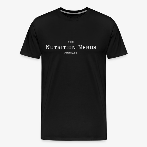 Nutrition Nerds - Men's Premium T-Shirt