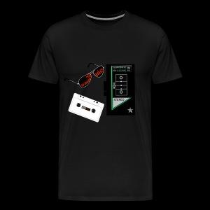 Bit of Retro - Men's Premium T-Shirt