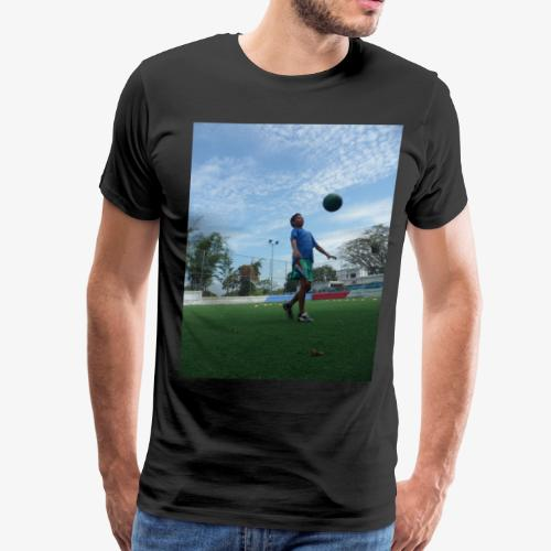 future golden ball - Men's Premium T-Shirt