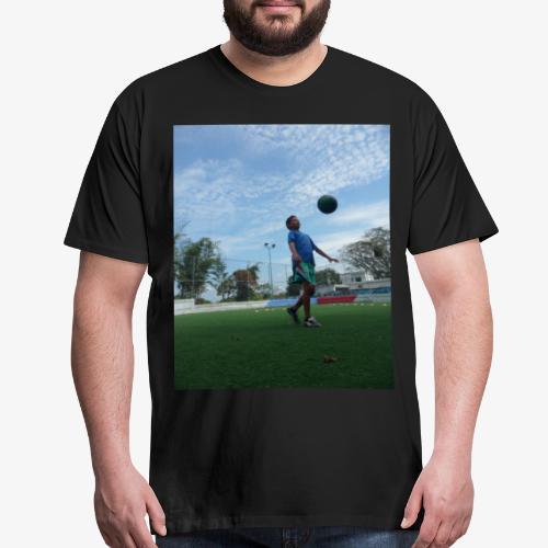 future golden ball - Men's Premium T-Shirt