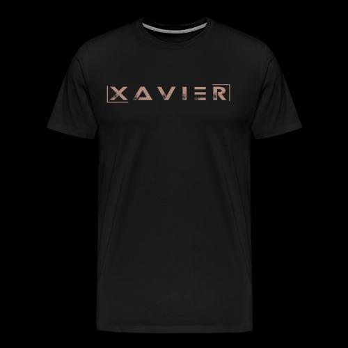 XAVIER GOLD EDITION - Men's Premium T-Shirt