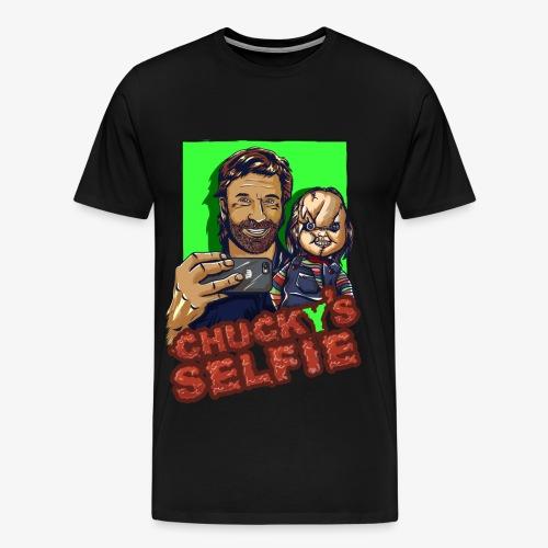 Chucky's Selfie - Men's Premium T-Shirt