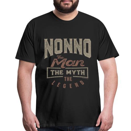 Nonno The Myth - Men's Premium T-Shirt