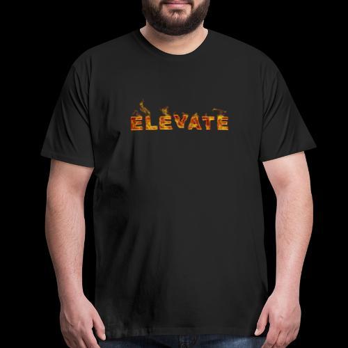 Flame Elevate - Men's Premium T-Shirt