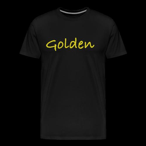 Golden Official - Men's Premium T-Shirt
