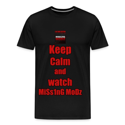 MiSs1nG MoDz Custom Design - Men's Premium T-Shirt