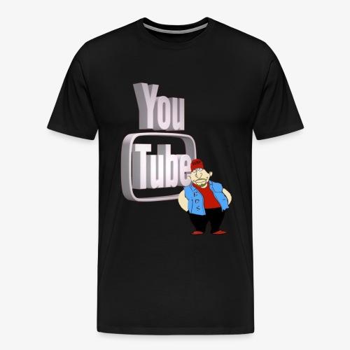 New Design - Men's Premium T-Shirt