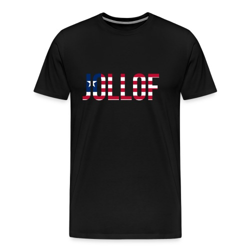 Liberia Jollof T-Shirt - Men's Premium T-Shirt