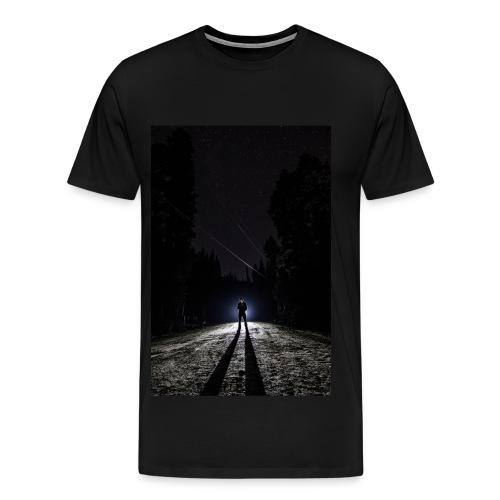 Printing t-shirt - Men's Premium T-Shirt