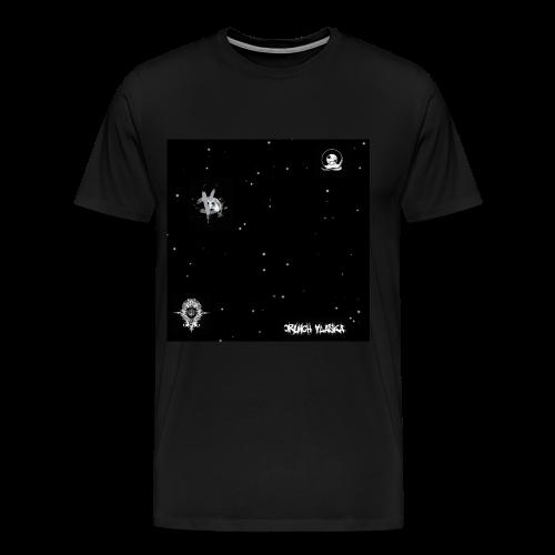 Spotty Crunch Alaska - Men's Premium T-Shirt