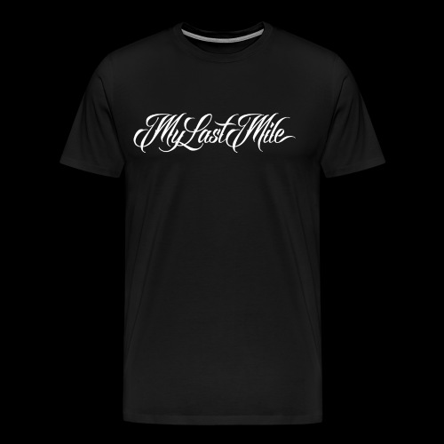 My Last Mile Merch - Men's Premium T-Shirt