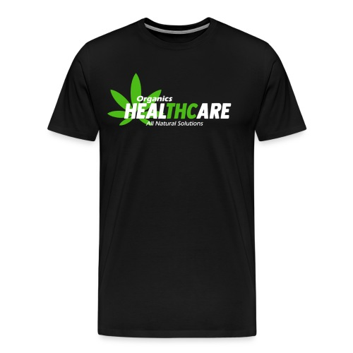 THC Healthcare 420 T-Shirt - Men's Premium T-Shirt