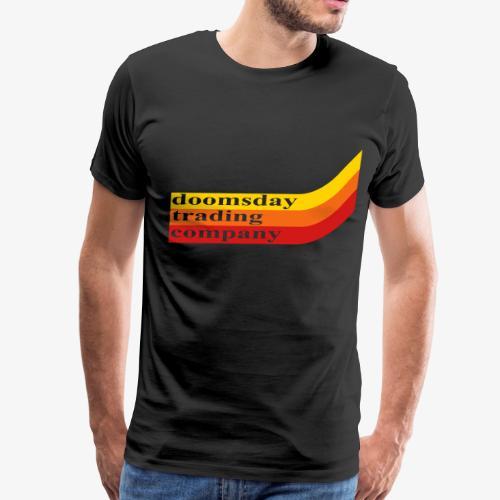 70sswoosh - Men's Premium T-Shirt
