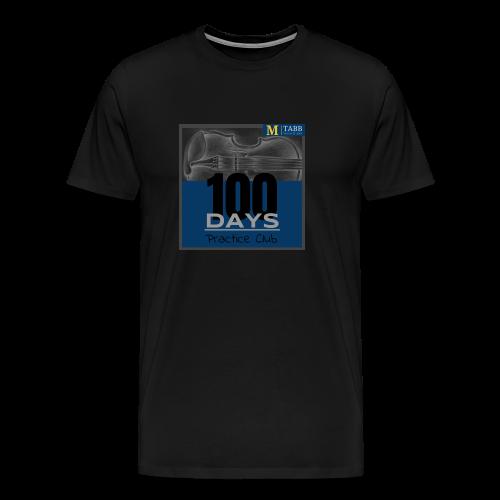 100 Days T-Shirt 2.0 - Men's Premium T-Shirt