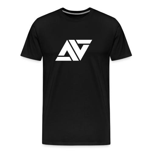 nighstky.addicts logo - Men's Premium T-Shirt