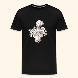 OCTOSTEAM - Men's Premium T-Shirt
