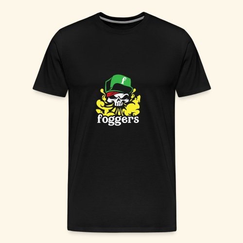 fogger 1 - Men's Premium T-Shirt