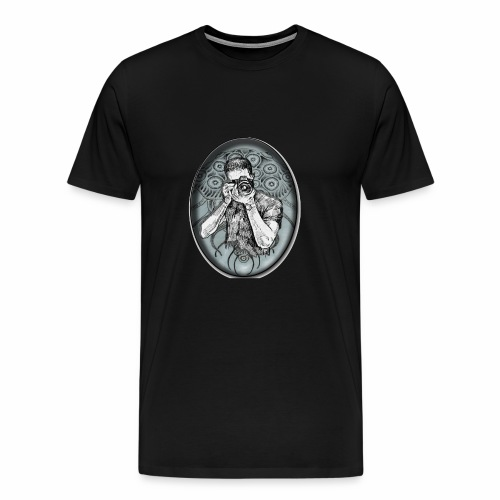 sinister journalist - Men's Premium T-Shirt