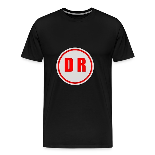 Tis is doctor c logo on youtube - Men's Premium T-Shirt