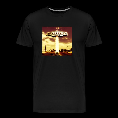 Montebello Welcomes You - Men's Premium T-Shirt