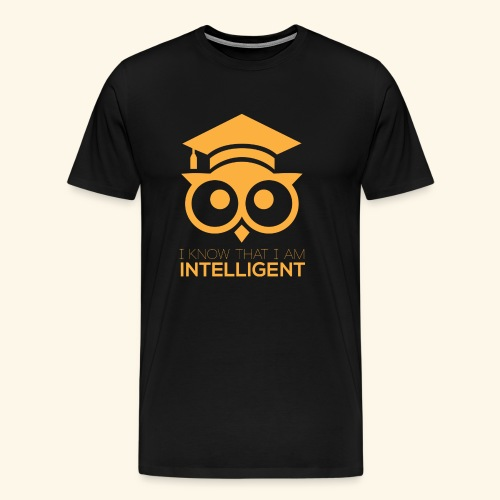 Intelligent Design Shirt - Men's Premium T-Shirt