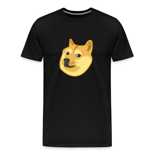 EL PERRITUUUUU - Men's Premium T-Shirt