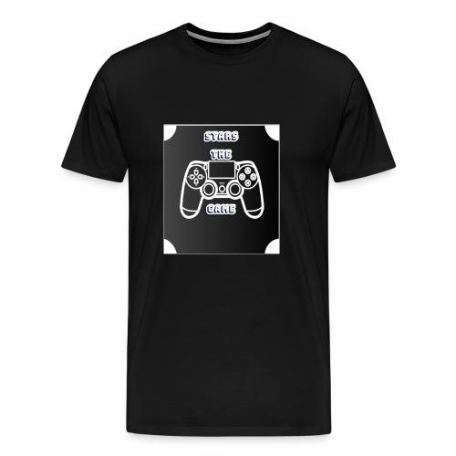 stars the game - Men's Premium T-Shirt