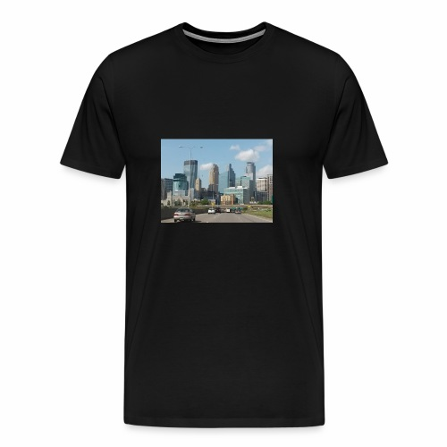 Minneapolis - Men's Premium T-Shirt