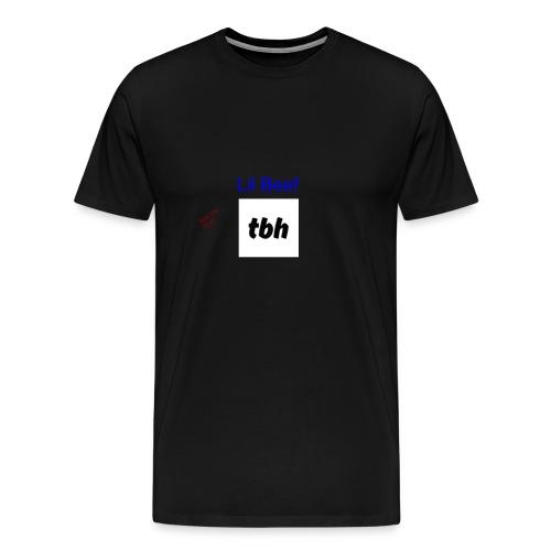 Lil Beef Merch - Men's Premium T-Shirt