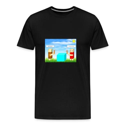 everyday gamer and devinthegamer merchandise - Men's Premium T-Shirt