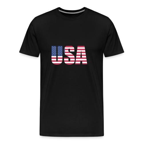 usa 1344768 960 720 - Men's Premium T-Shirt