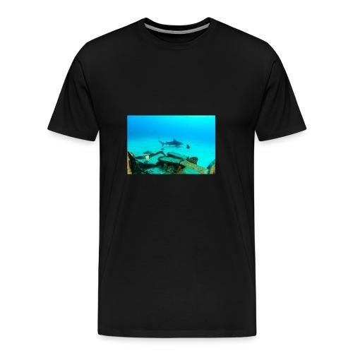 bullshark - Men's Premium T-Shirt