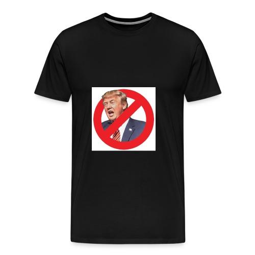 Anti-Trump - Men's Premium T-Shirt