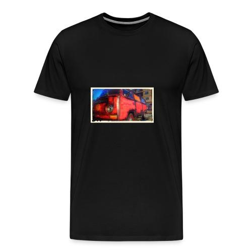 KOMBI CANADA EH? - Men's Premium T-Shirt