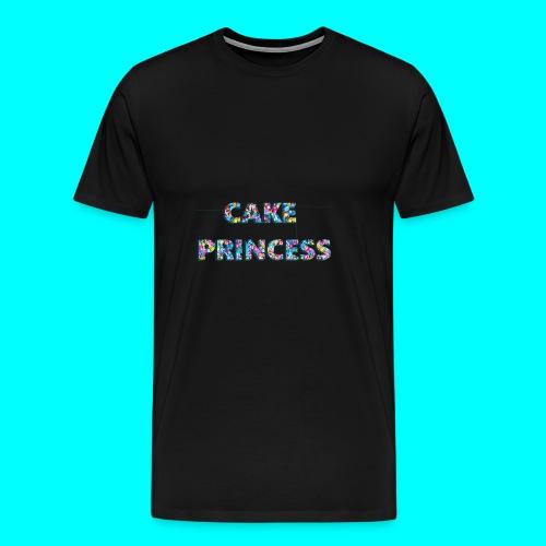 cake princess - Men's Premium T-Shirt