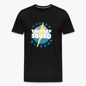 ThunderSquad Emblem - Men's Premium T-Shirt