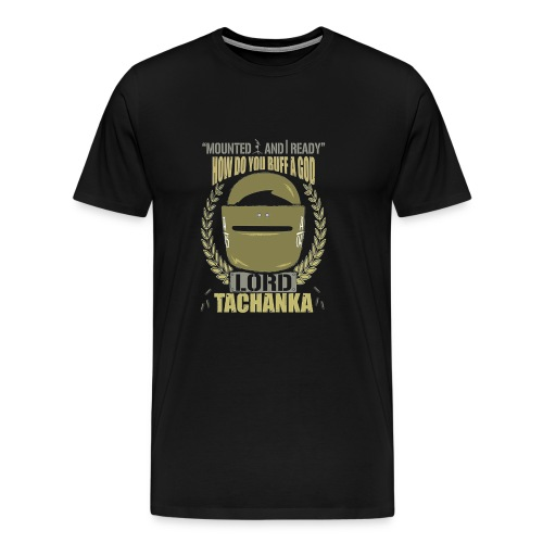 Lord Tachanka logo - Men's Premium T-Shirt