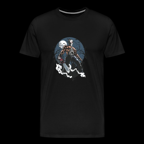 Evil Killer - Men's Premium T-Shirt